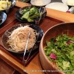 和西灯(Wasabi)(馬喰町)で野菜食べ放題ランチ!