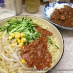 熊公(浅草橋)で冷やしジャージャー麺を食べる!