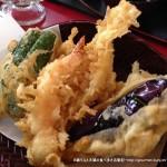 高尾(蔵前)で揚げたて!天ぷらランチ