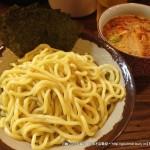 桔梗(人形町)で濃厚スープのつけ麺を頂く