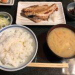 季節料理千とせ(三越前)で昭和を感じながらの定食ランチ